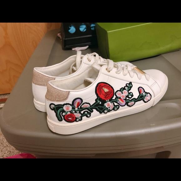 Aldo Shoes   Aldo Floral Embroidery